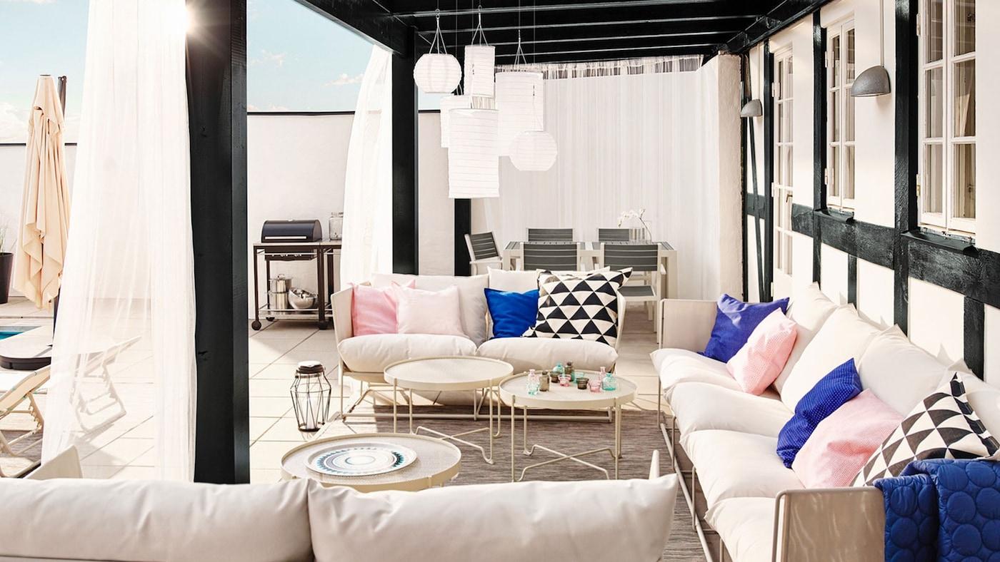 D'extérieur Et Décoration Mobilier De Jardin Ikea F7Gibyvy6 serapportantà Salons De Jardin Ikea