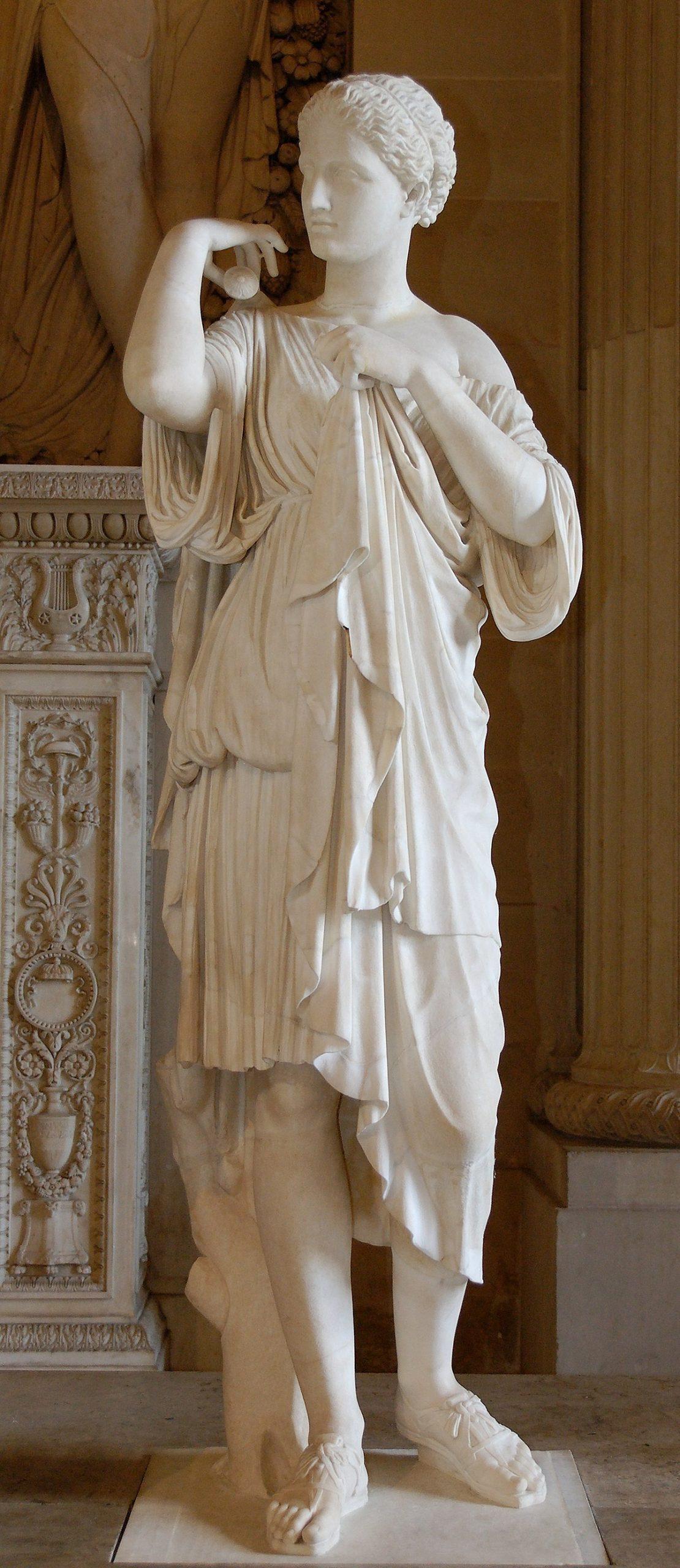Diane De Gabies — Wikipédia dedans Statue De Jardin D Occasion