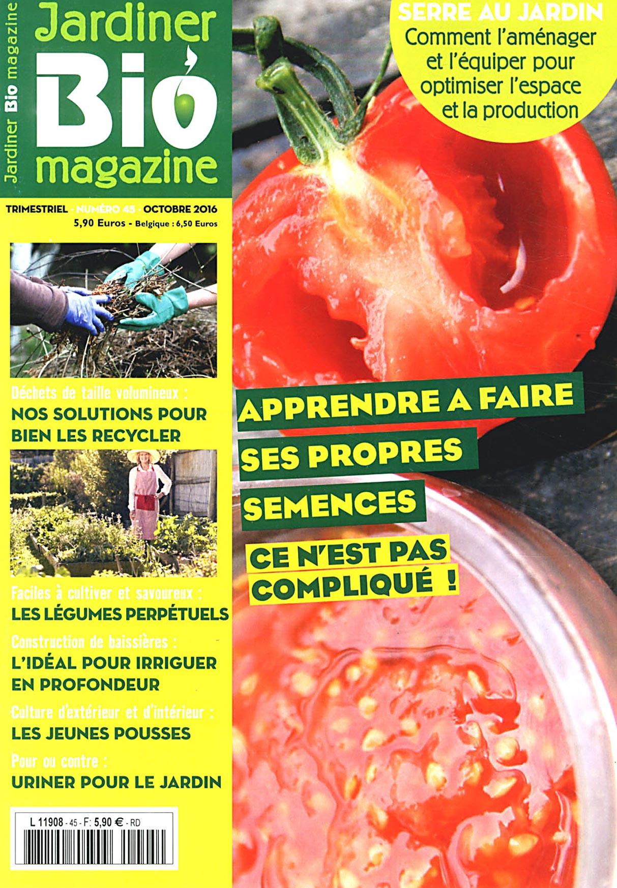 Direct-Éditeurs - * Le Service-Client Des Diffuseurs De Presse * destiné Jardiner Bio Magazine