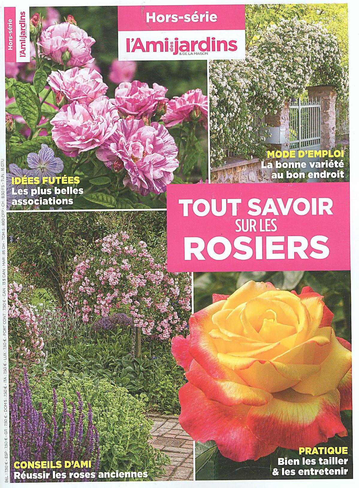 Direct-Éditeurs - * Le Service-Client Des Diffuseurs De Presse * destiné L Ami Des Jardins Hors Série