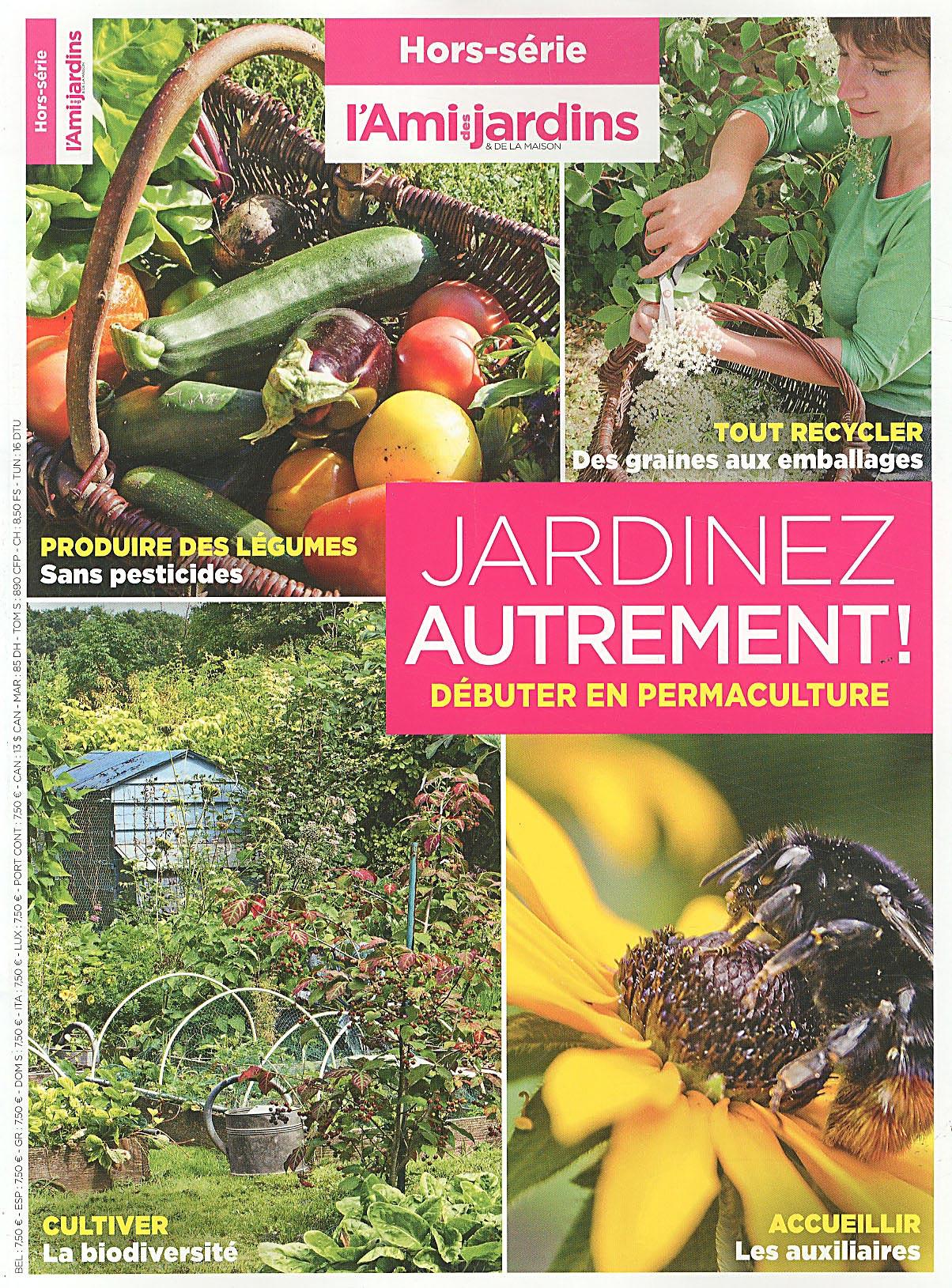 Direct-Éditeurs - * Le Service-Client Des Diffuseurs De Presse * serapportantà L Ami Des Jardins Hors Série
