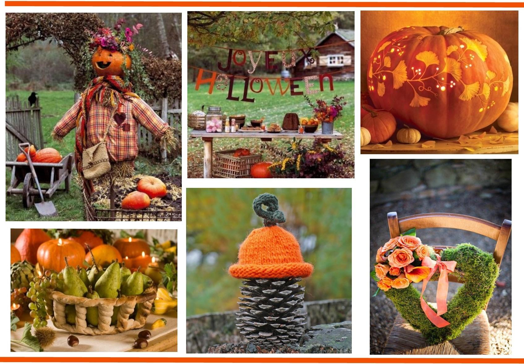 Diy Et Idées Déco Halloween - Lilierosedécolilierose Déco ... destiné Deco Jardin Halloween