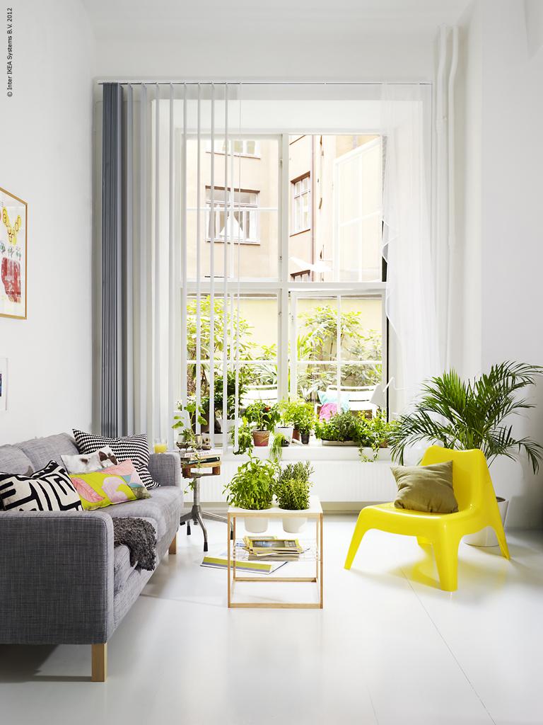 Donner Des Airs De Jardin Tropical À Son Intérieur ... tout Mobilier De Jardin Ikea