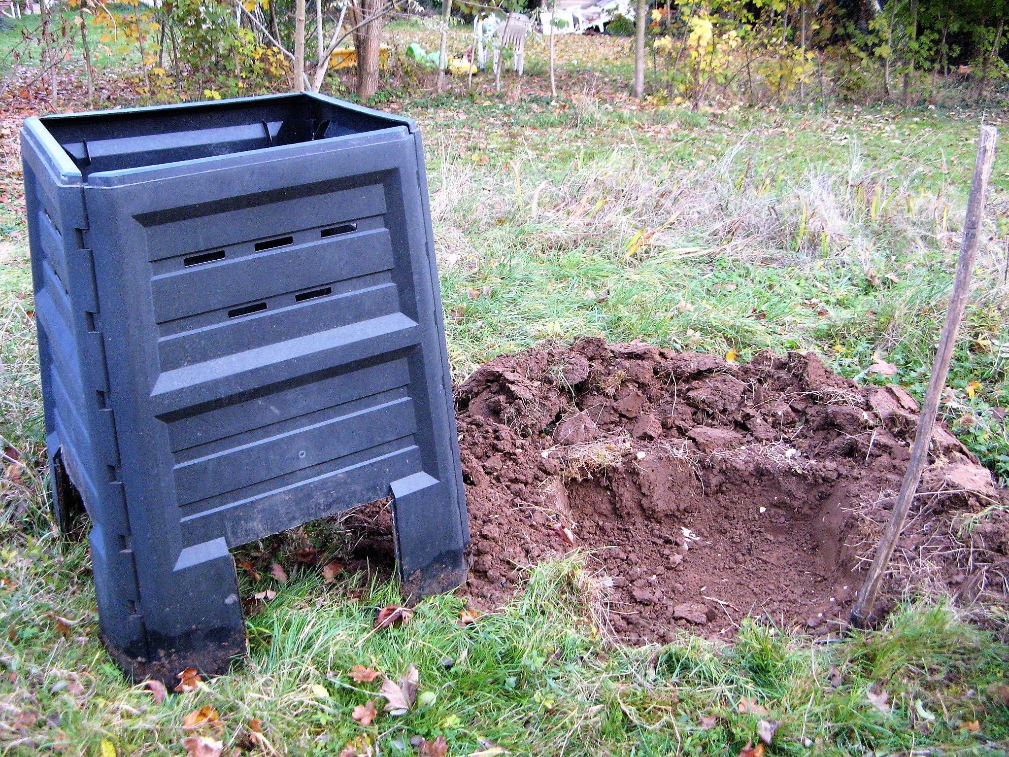 Dossier : Le Composteur Pour Les Nuls - Les Jardiniers ... encequiconcerne Le Jardin Pour Les Nuls