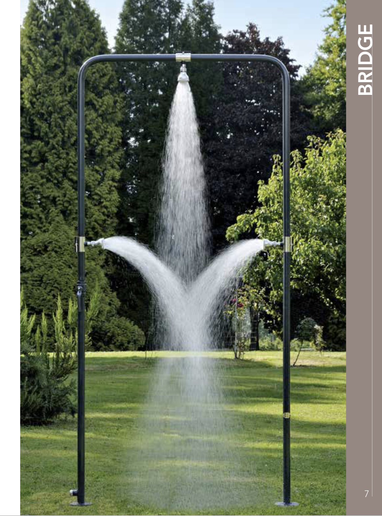 Douche De Jardin Bridge tout Détente Jardin Abonnement