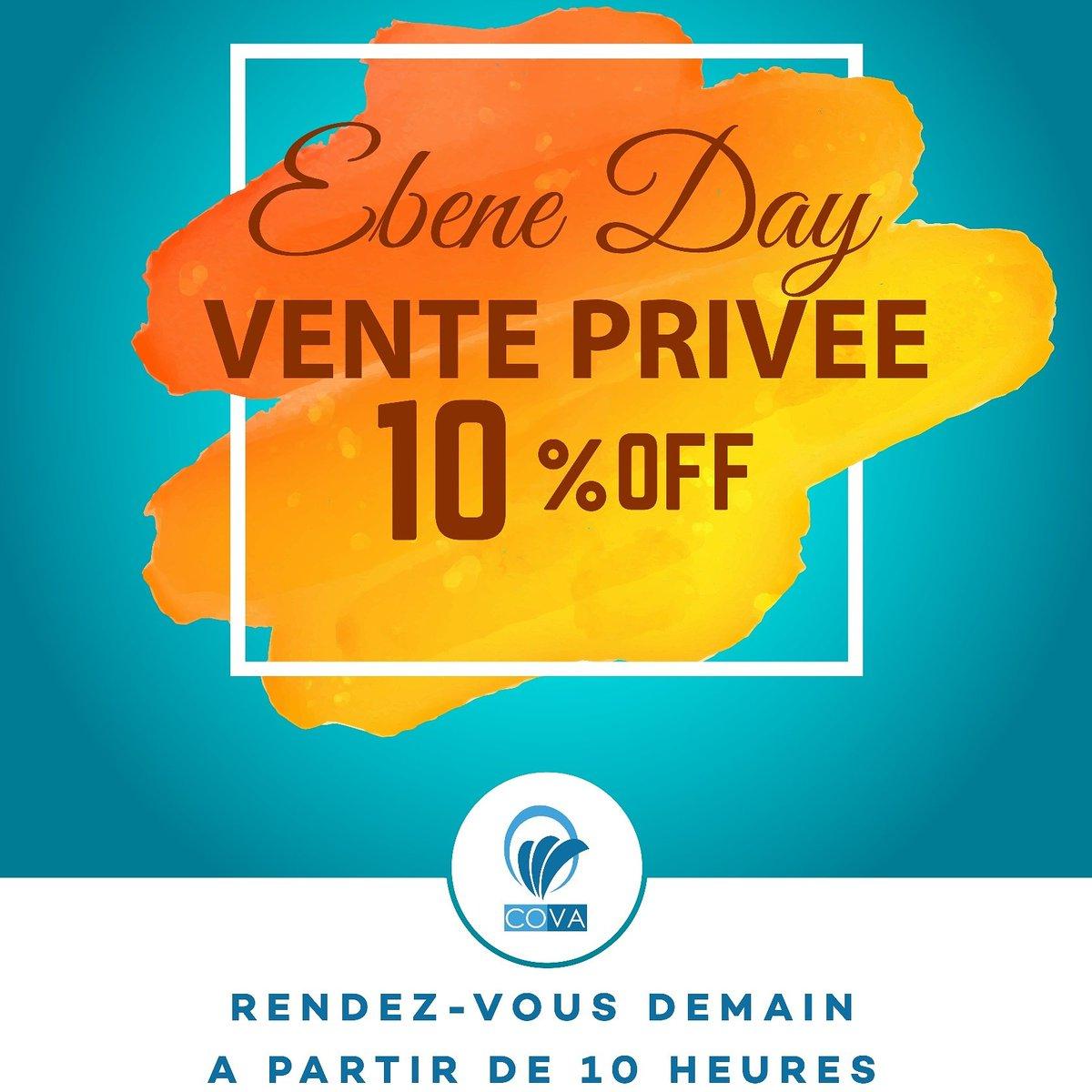 """Doumo On Twitter: """"la Vente Privée Ebene Day, Organisé Par ... destiné Vente Privee Jardin"""