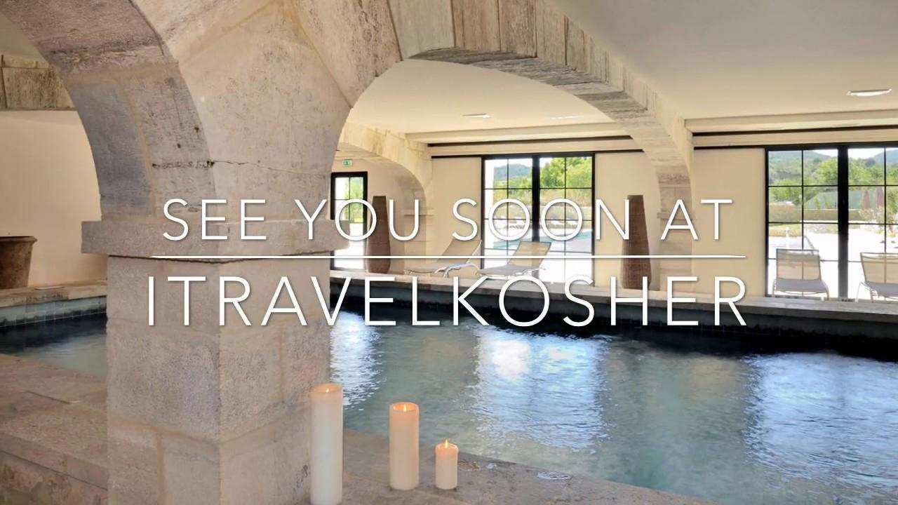Dream Vacation In Splendid Hotel For Passover Pessah 2019 ... encequiconcerne Les Jardins De Saint Benoit Spa