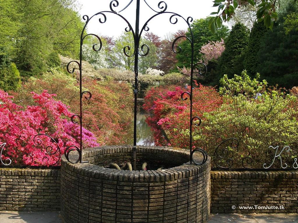 Dutch Tulips, Keukenhof Gardens, Holland - 0701 | A Well Wit ... à Jardin De Keukenhof