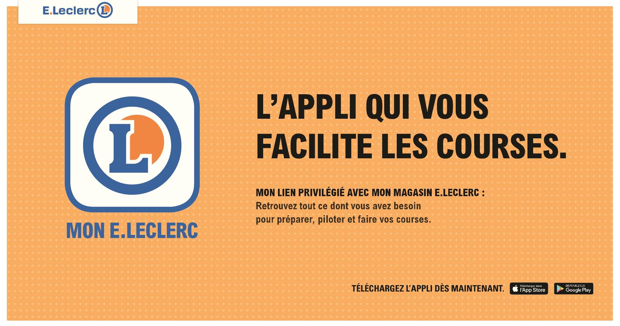 E.leclerc Luneville - Hypermarchés E.leclerc avec Table De Jardin Magasin Leclerc
