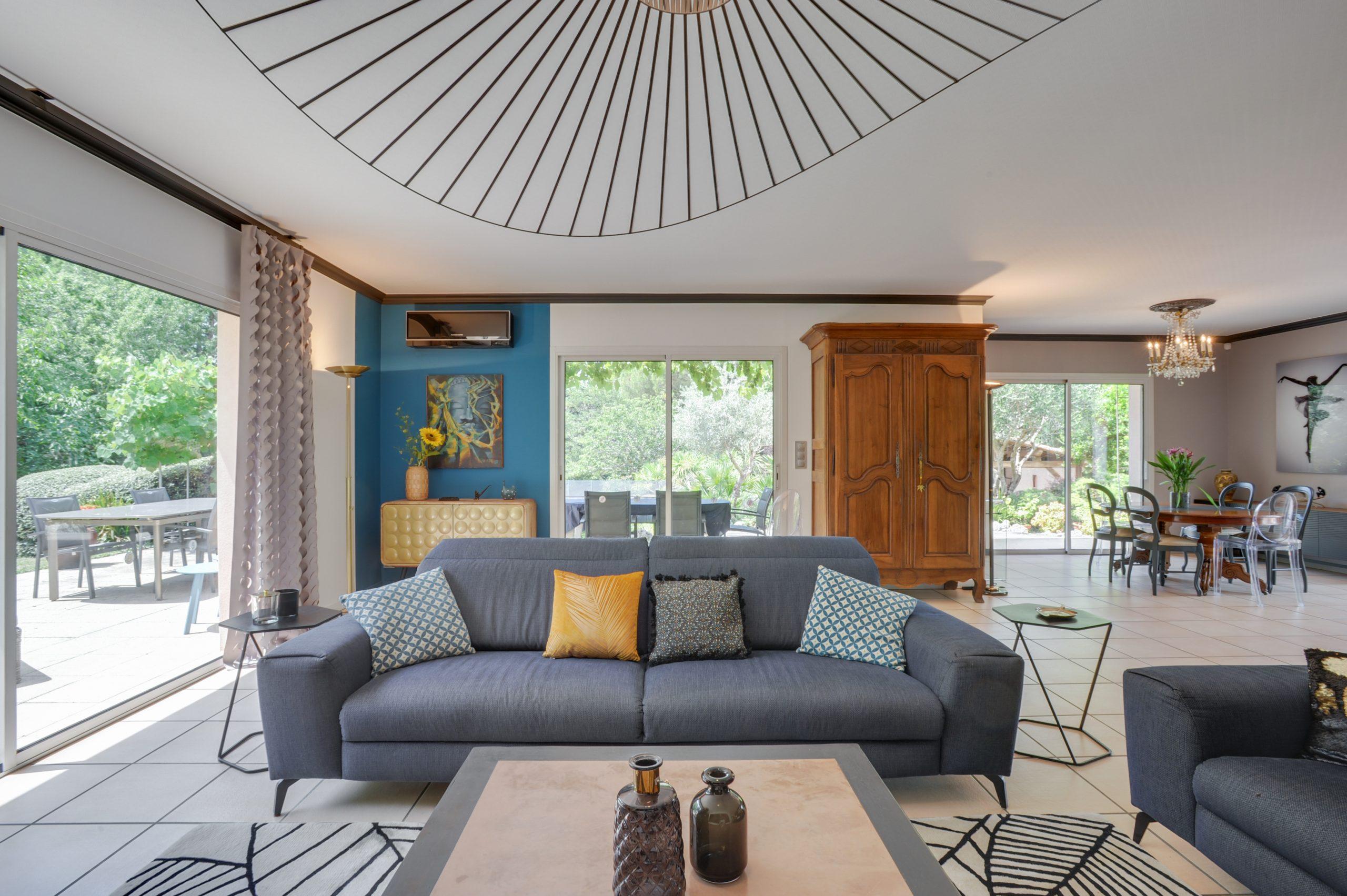 E/p Espace Design - Emilie Peyrille: Un Jardin Design Chez ... intérieur Idee Amenagement Jardin Zen