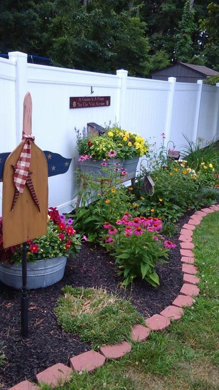▷ 1001 + Idées Pour Décorer Son Jardin + Des Accessoires ... encequiconcerne Comment Faire Son Jardin Paysager