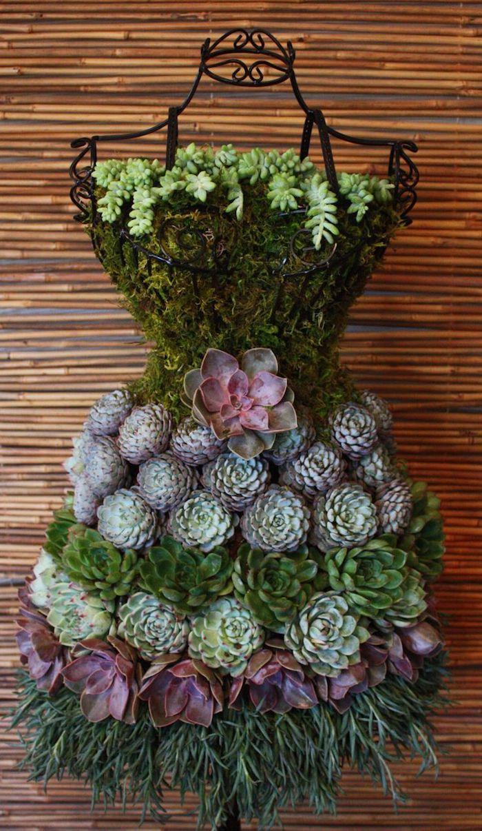 ▷ 1001 + Modèles De Parterre De Fleurs Avec Galets ... avec Modeles Jardins Avec Galets