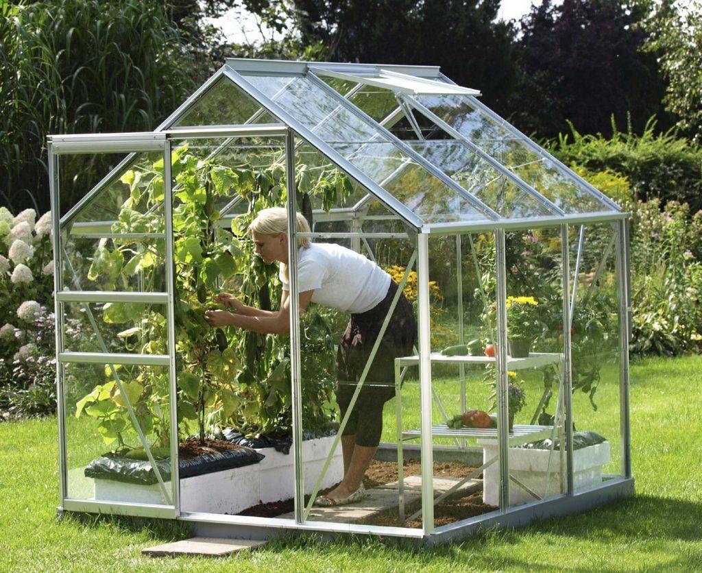 ▷ Classement & Guide D'achat: Top Serres De Jardin En Mars 2020 serapportantà Solde Serre De Jardin