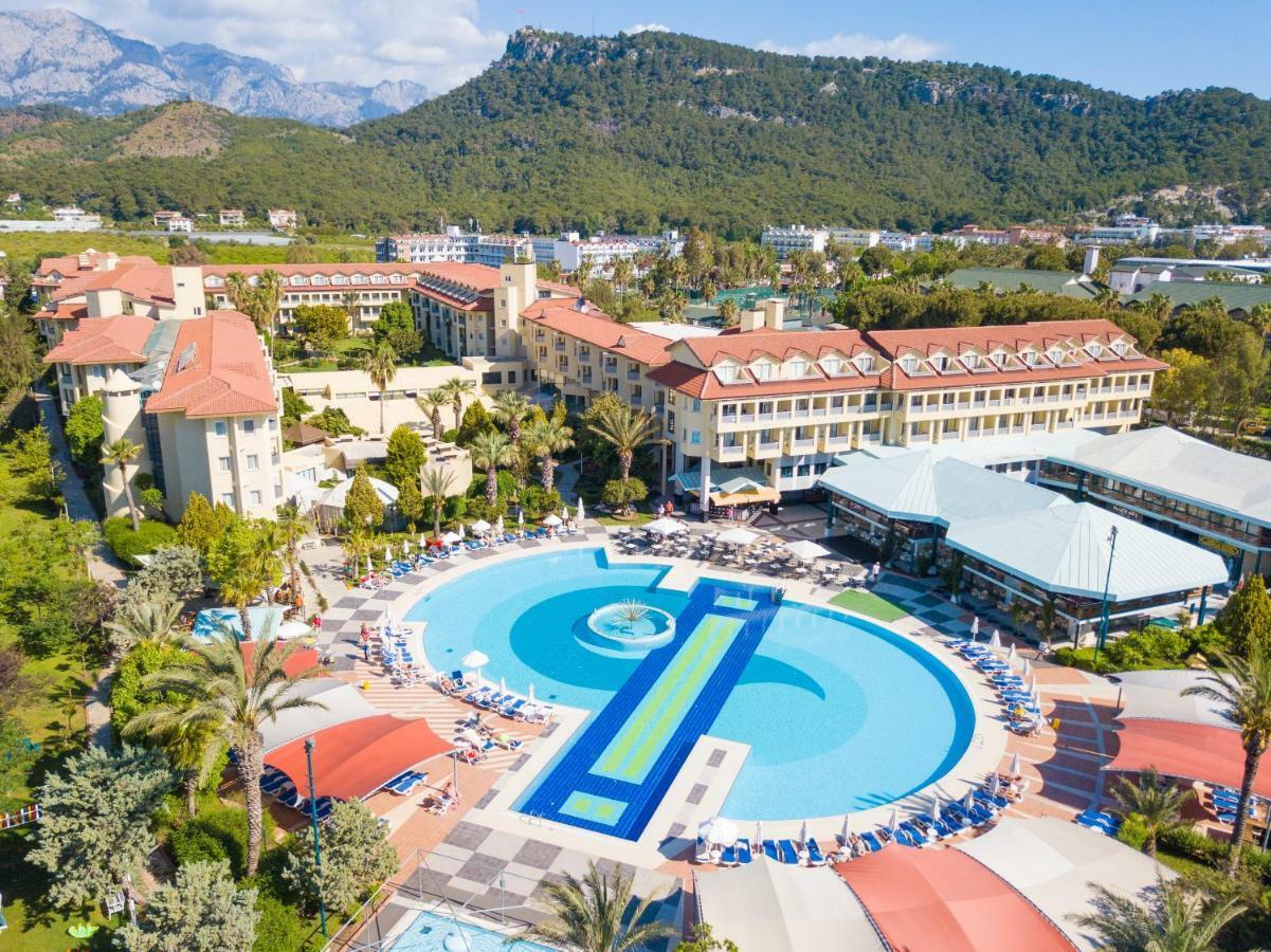 ▻ Queen's Park Le Jardin Hotel Kemer - Kemer, Turkey destiné Salon De Jardin Hawai
