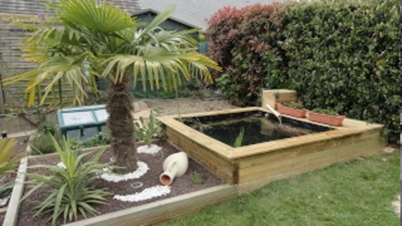 ✿ Les Plus Beaux Bassins Hors Sol ✿ serapportantà Amenagement De Bassins De Jardin