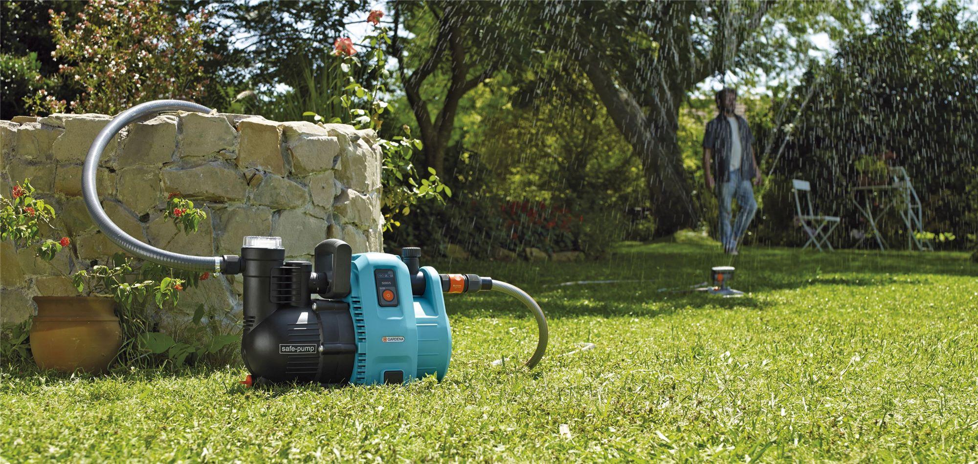 Eau De Pluie : Comment L'utiliser Et La Récupérer Au Jardin ? tout Pompe Pour Arroser Le Jardin