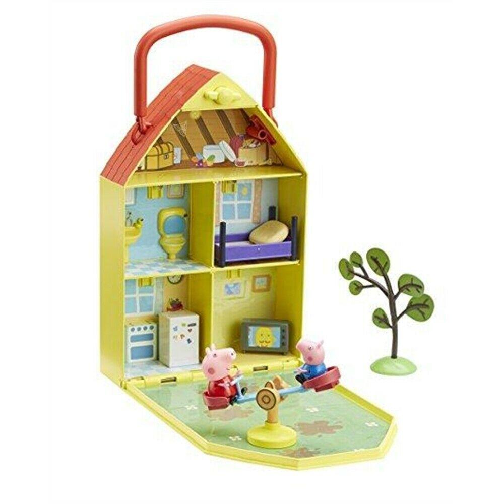 Ebay #sponsored Peppa Pig - Ensembles De Jeu Pour La Maison ... tout Maison De Jardin Jouet