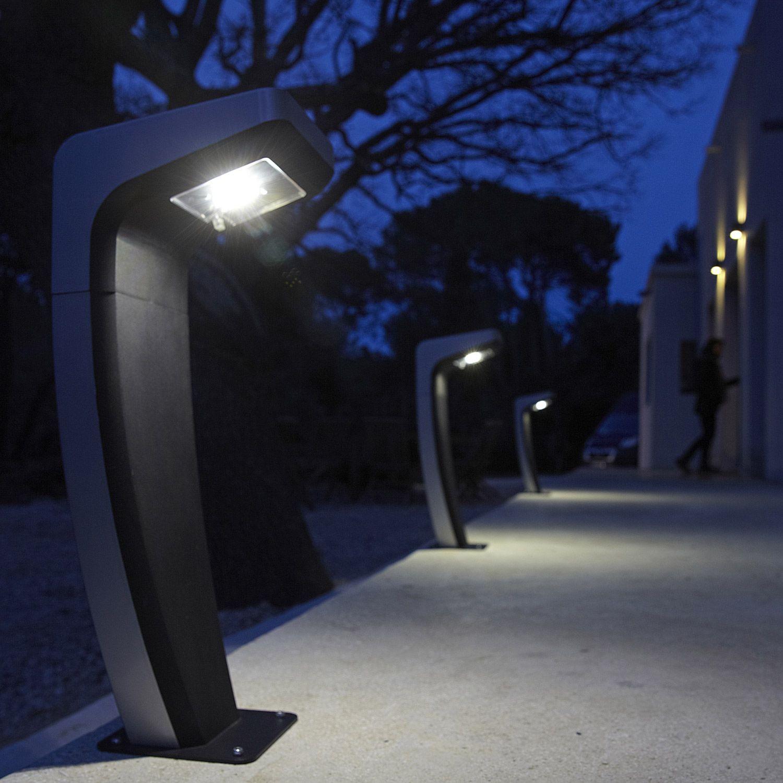 Éclairage Solaire #jardin #décoration #eclairage #luminaire ... encequiconcerne Eclairage De Jardin Leroy Merlin