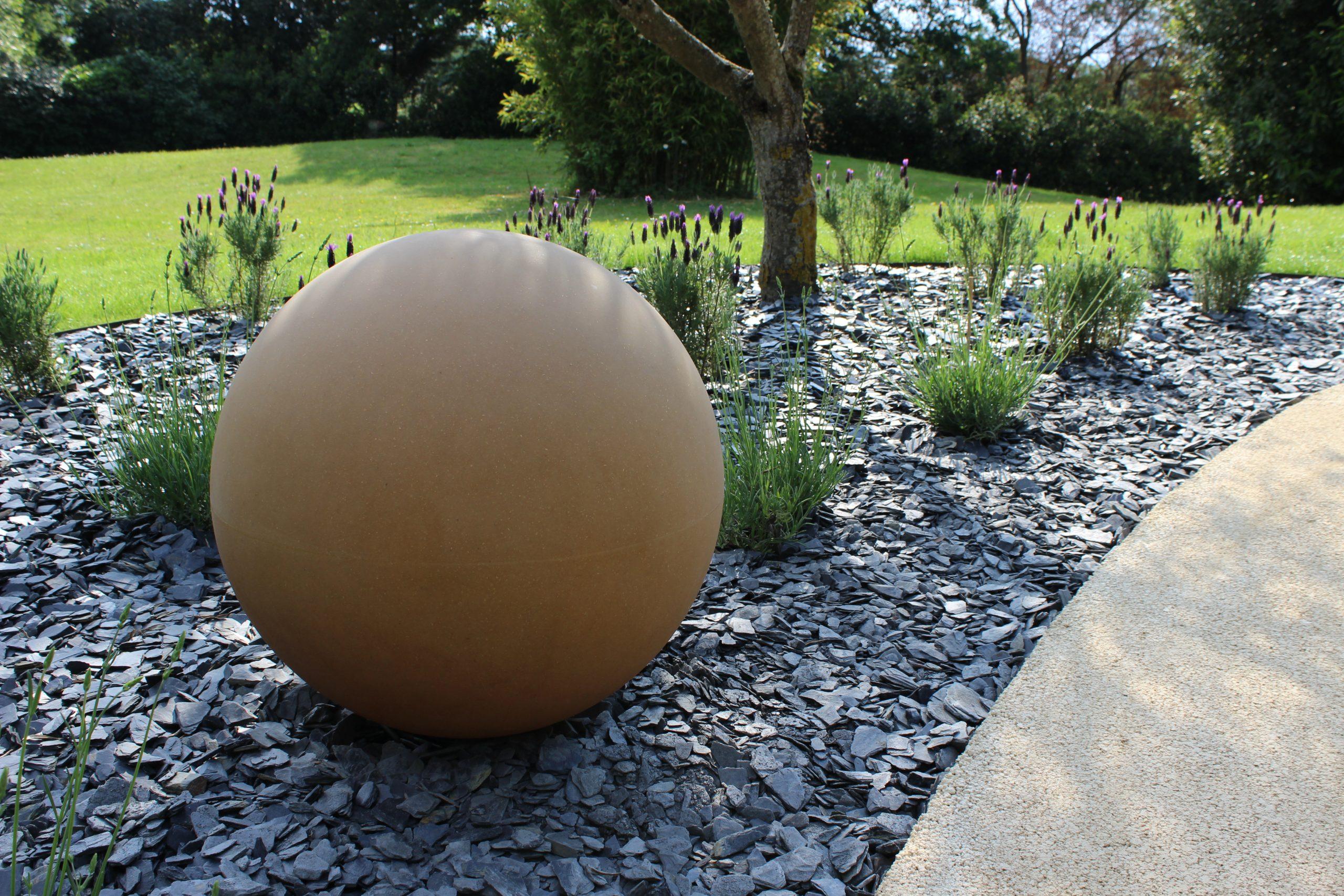 Éclairages Jardin Angers Maine Et Loire 49 - Chevalier Paysage tout Sphere Lumineuse Jardin