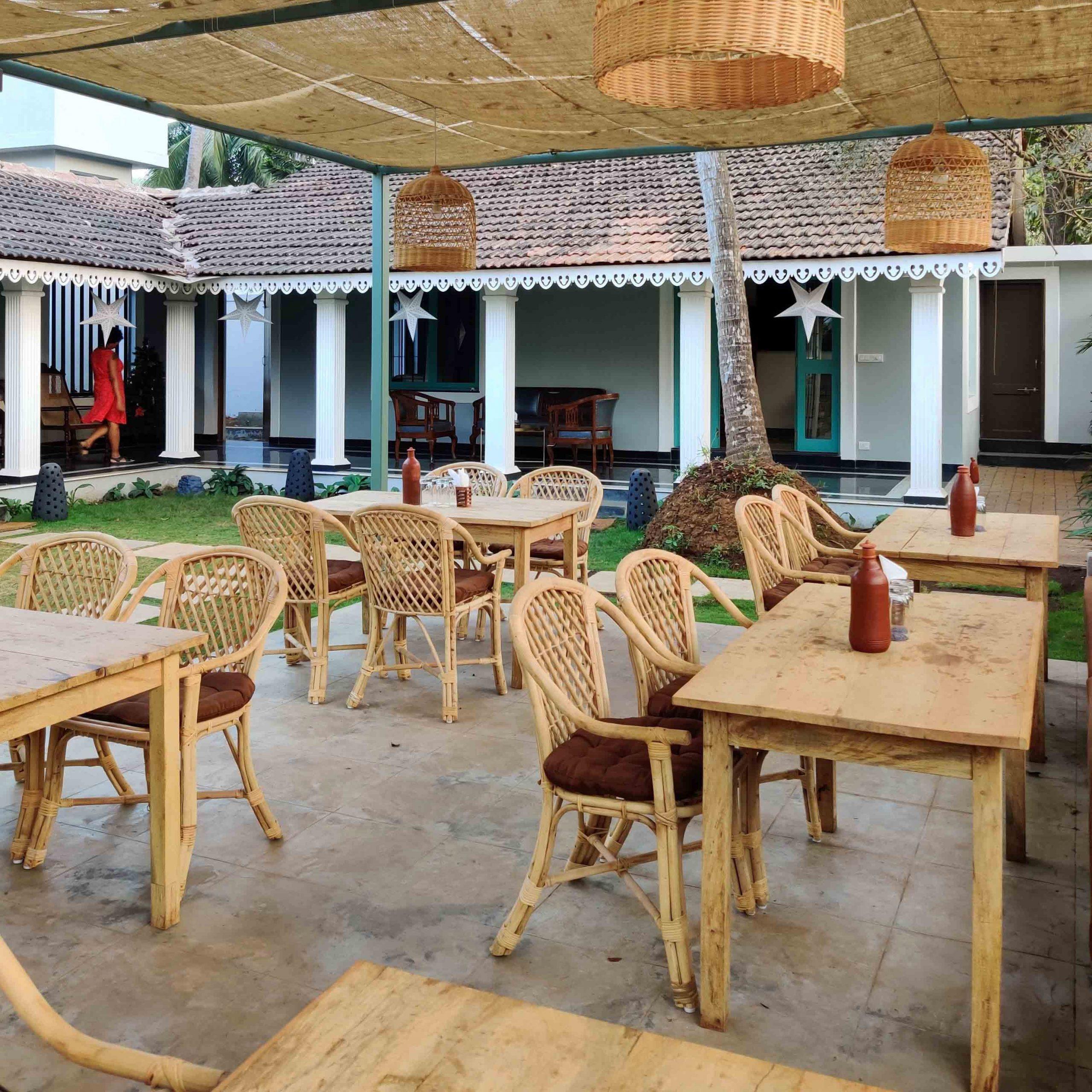 Edible Archives: Restaurant With Rare Rice Dishes | Lbb Goa tout Table De Jardin Super U