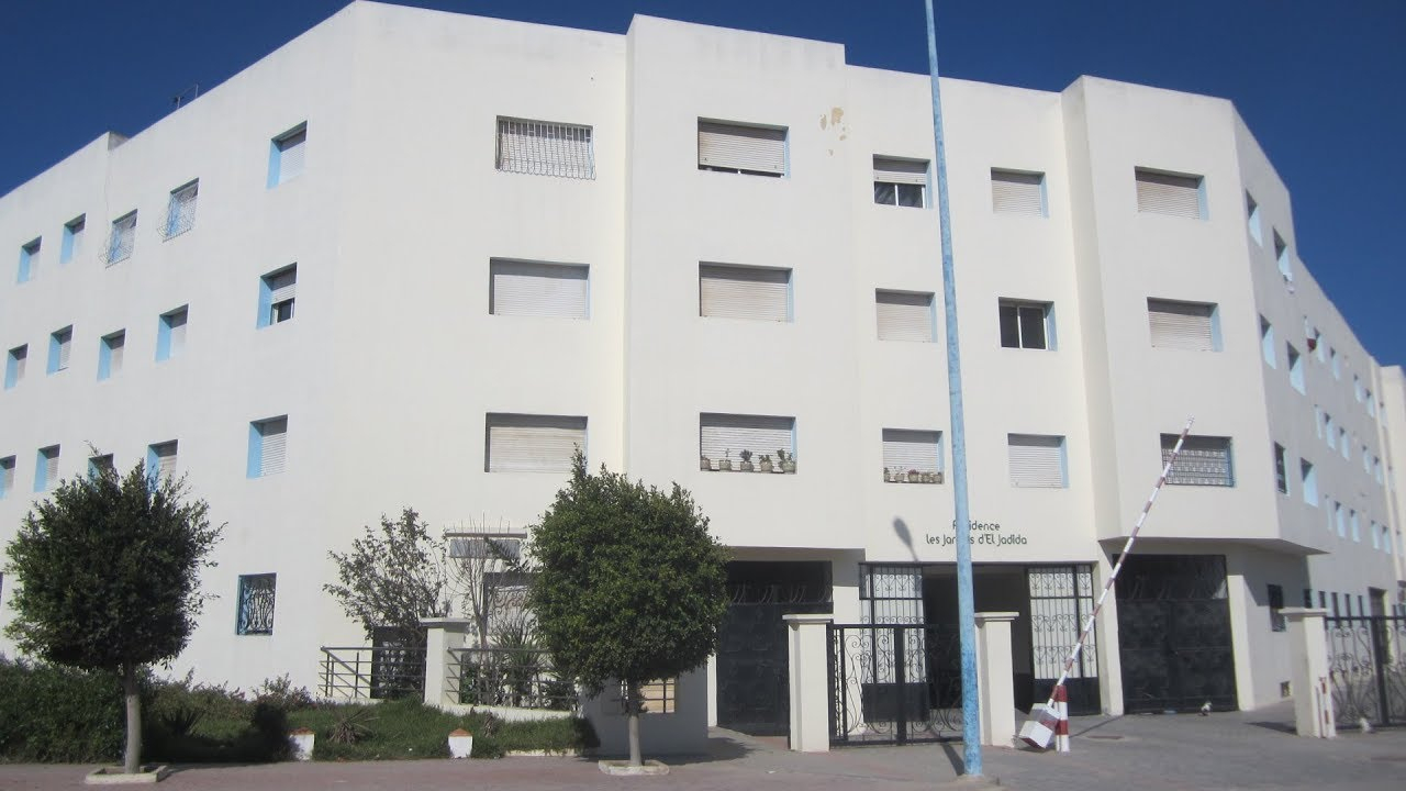 El Jadida.apt Neuf 72M2 À Louer. 2900 Dhs dedans Les Jardins D El Jadida