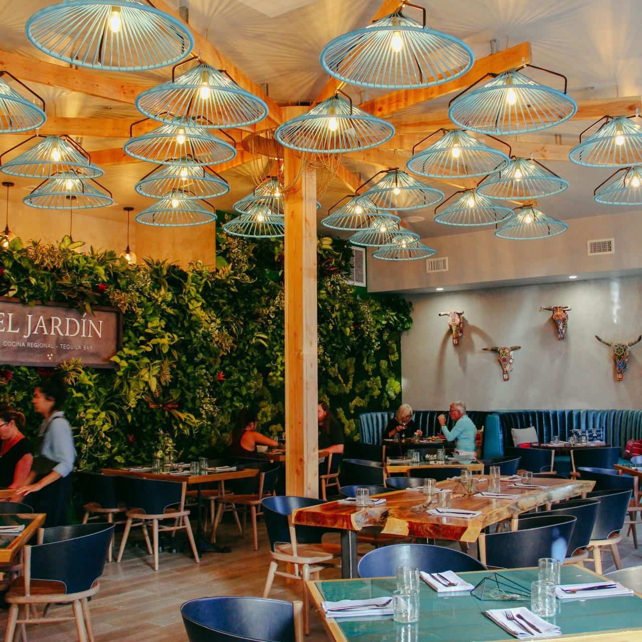 El Jardin Cantina Restaurant - San Diego, Ca | Opentable à Super U Table De Jardin