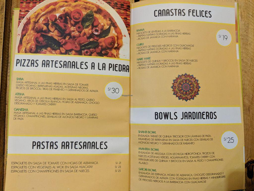 El Jardín De Jazmín - Lima Restaurant - Happycow avec Pralin Jardin