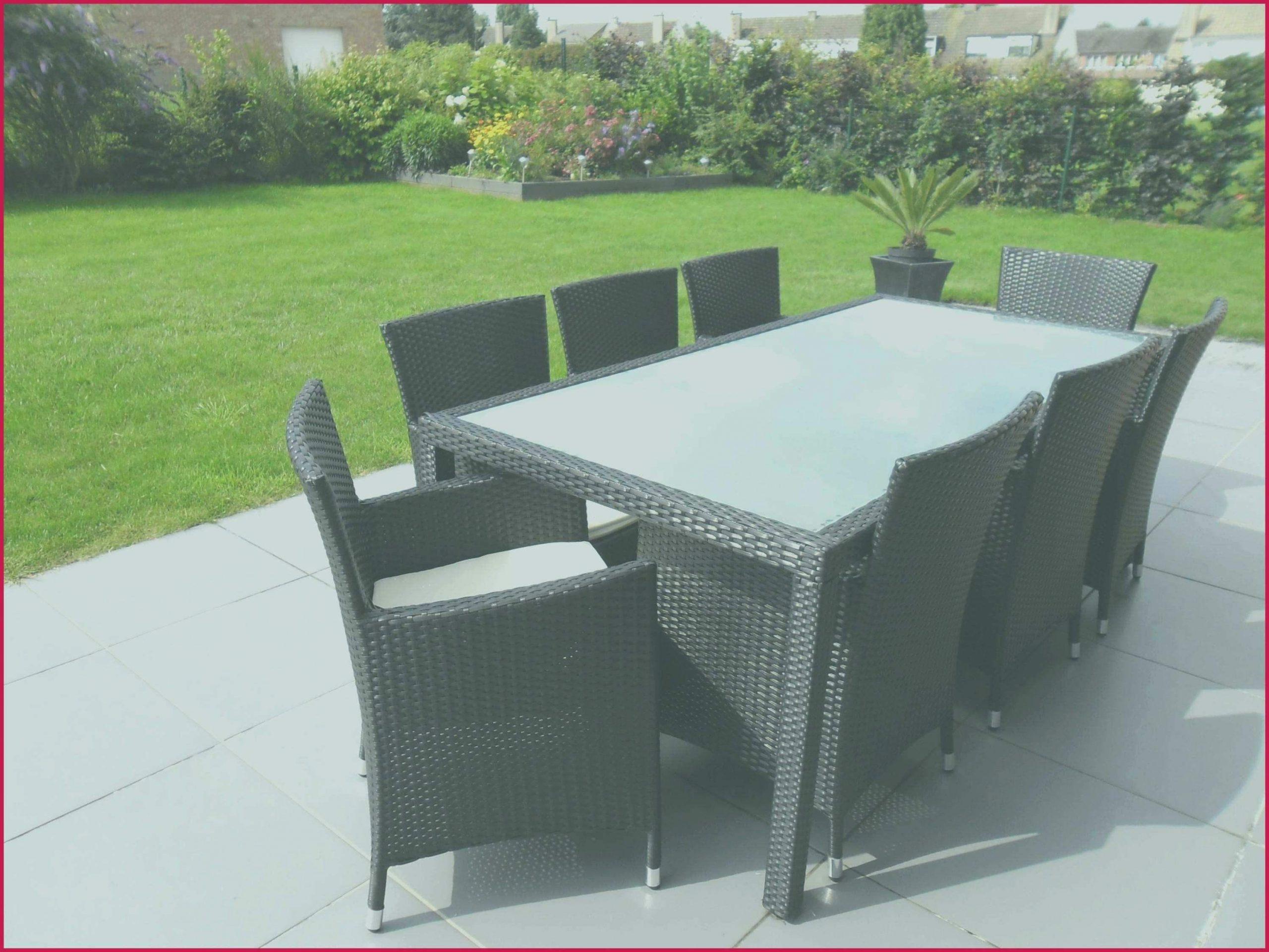 Emejing Table De Jardin Ronde Supercontemporary Beau ... dedans Super U Table De Jardin