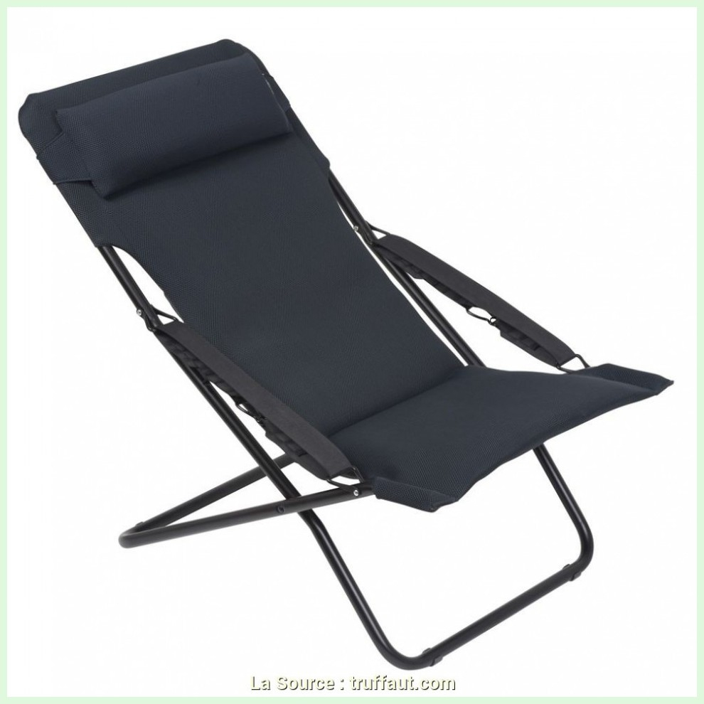 En Expert Truffaut Fauteuil Relax Aluminium Jardin R5Al4J avec Salon De Jardin Truffaut
