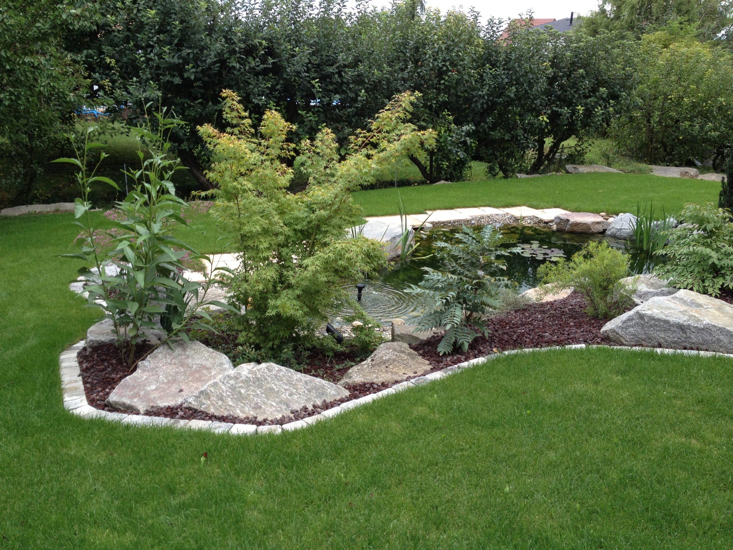 En Quoi Consiste Le Métier De Paysagiste ? › Paysages Herrisé tout Comment Creer Un Jardin Paysager