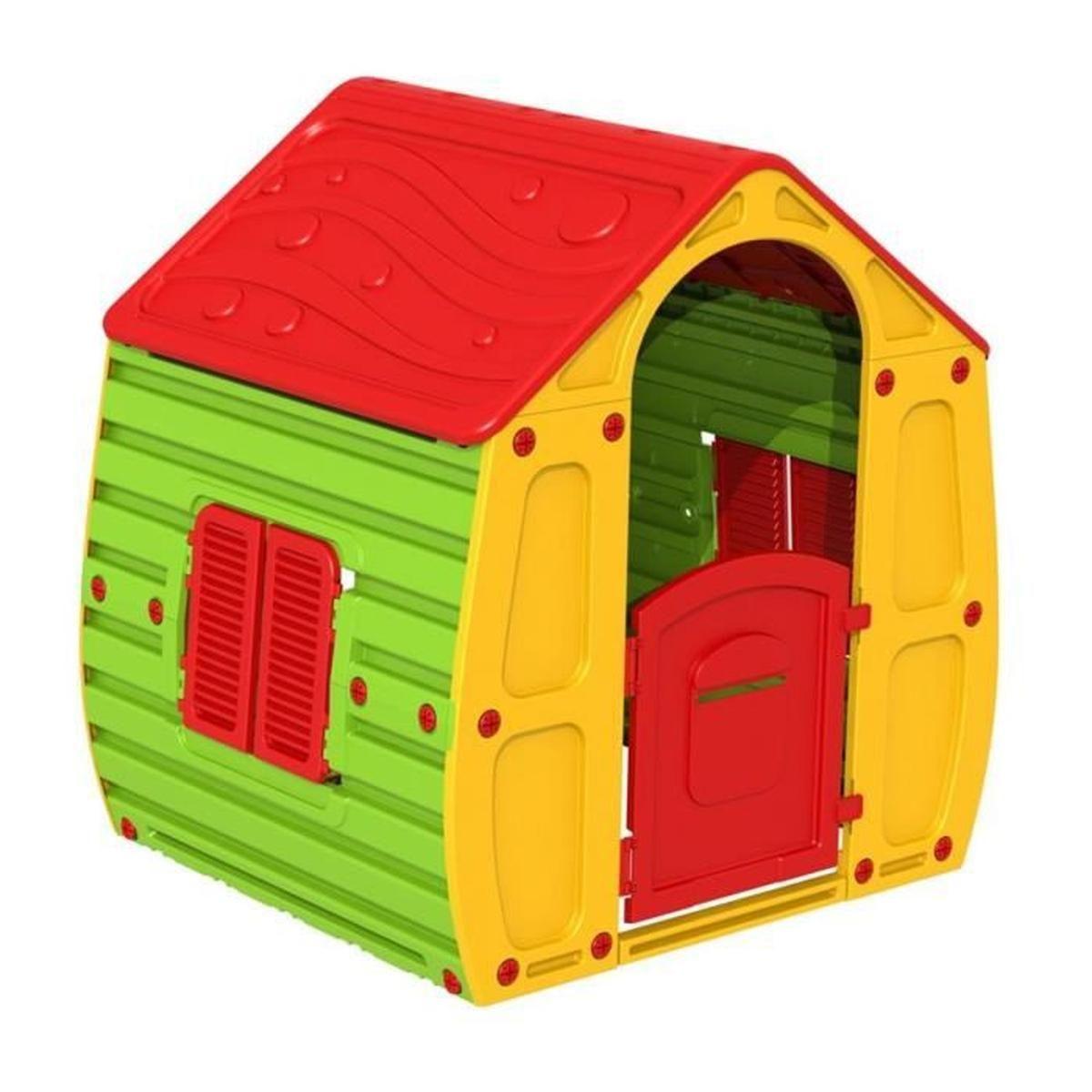 Enfants Magiques Jouer Maison Enfants Jardin - Achat / Vente ... serapportantà Maison Jardin Smoby
