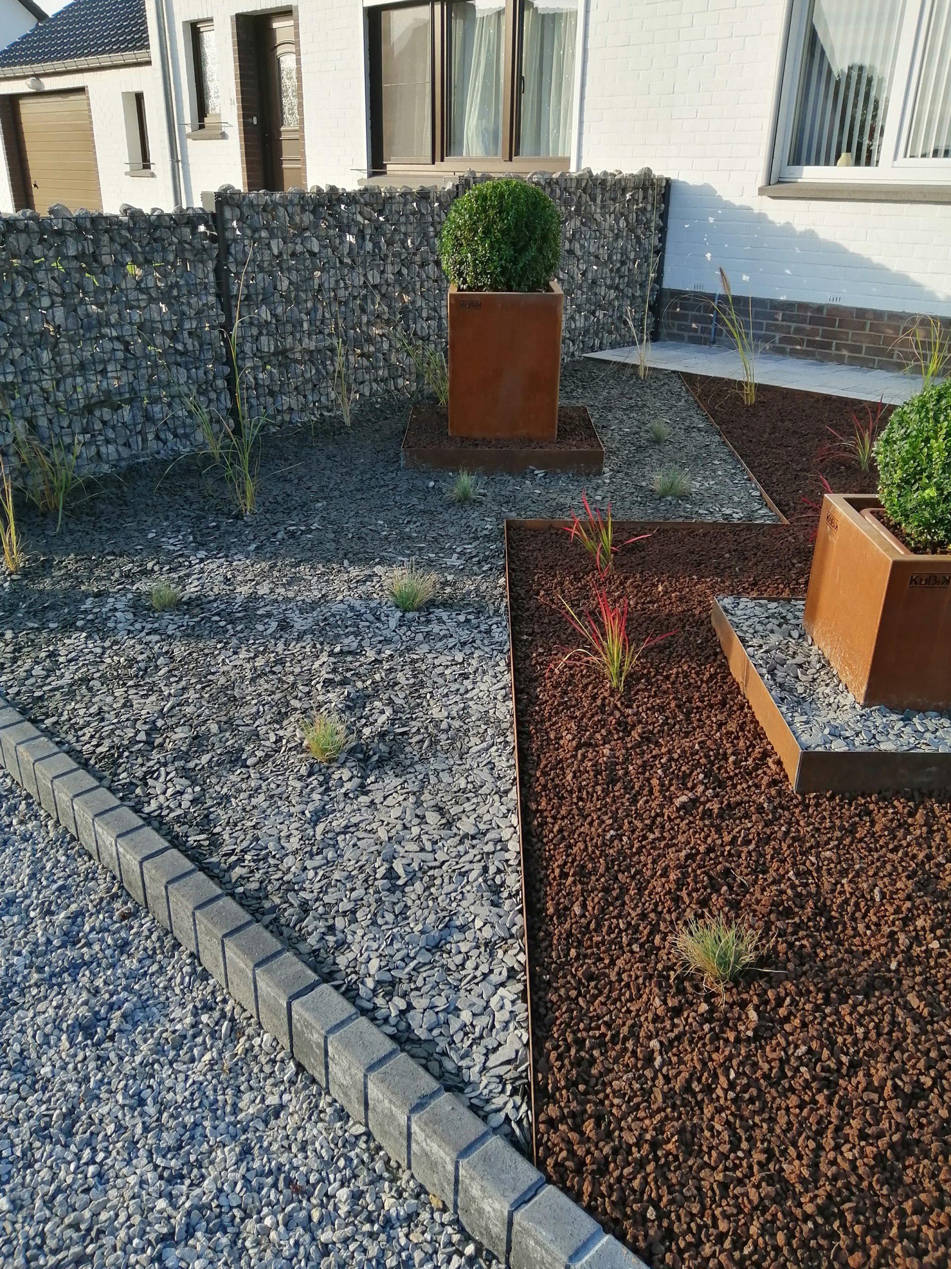 Entreprise De Jardinage Namur. Aménagement, Plantations ... tout Clotures De Jardin