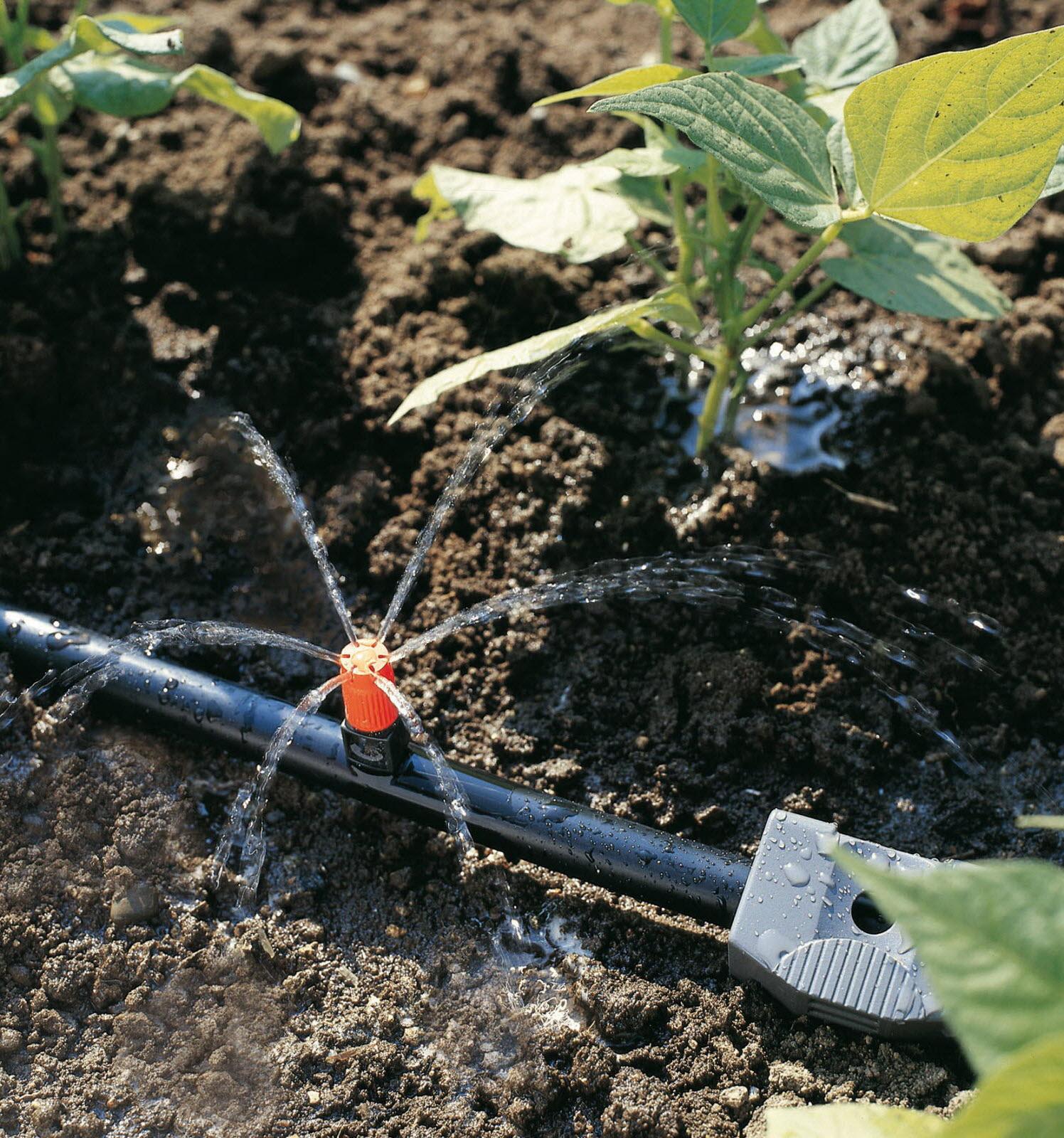 Environnement   Terrasse : Arrosage Sur Mesure intérieur Arrosage Goutte A Goutte Jardin