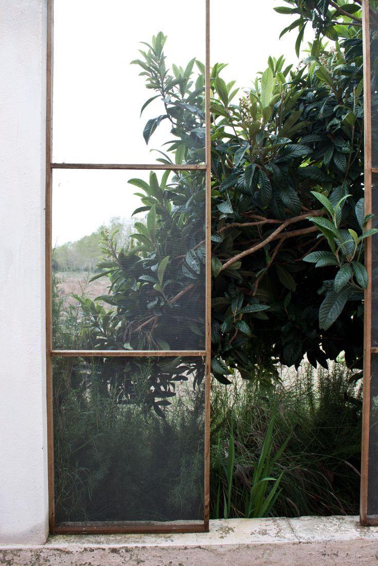 Épinglé Par Antoine Ricardou Sur Ha(L)F | Amenagement Jardin ... avec Verriere Jardin