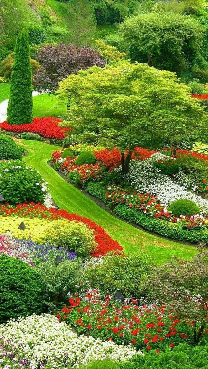 Épinglé Par Boni Day Sur Jardins | Jardins, Jardin D'eau Et ... intérieur Jardin De Reve Paysagiste