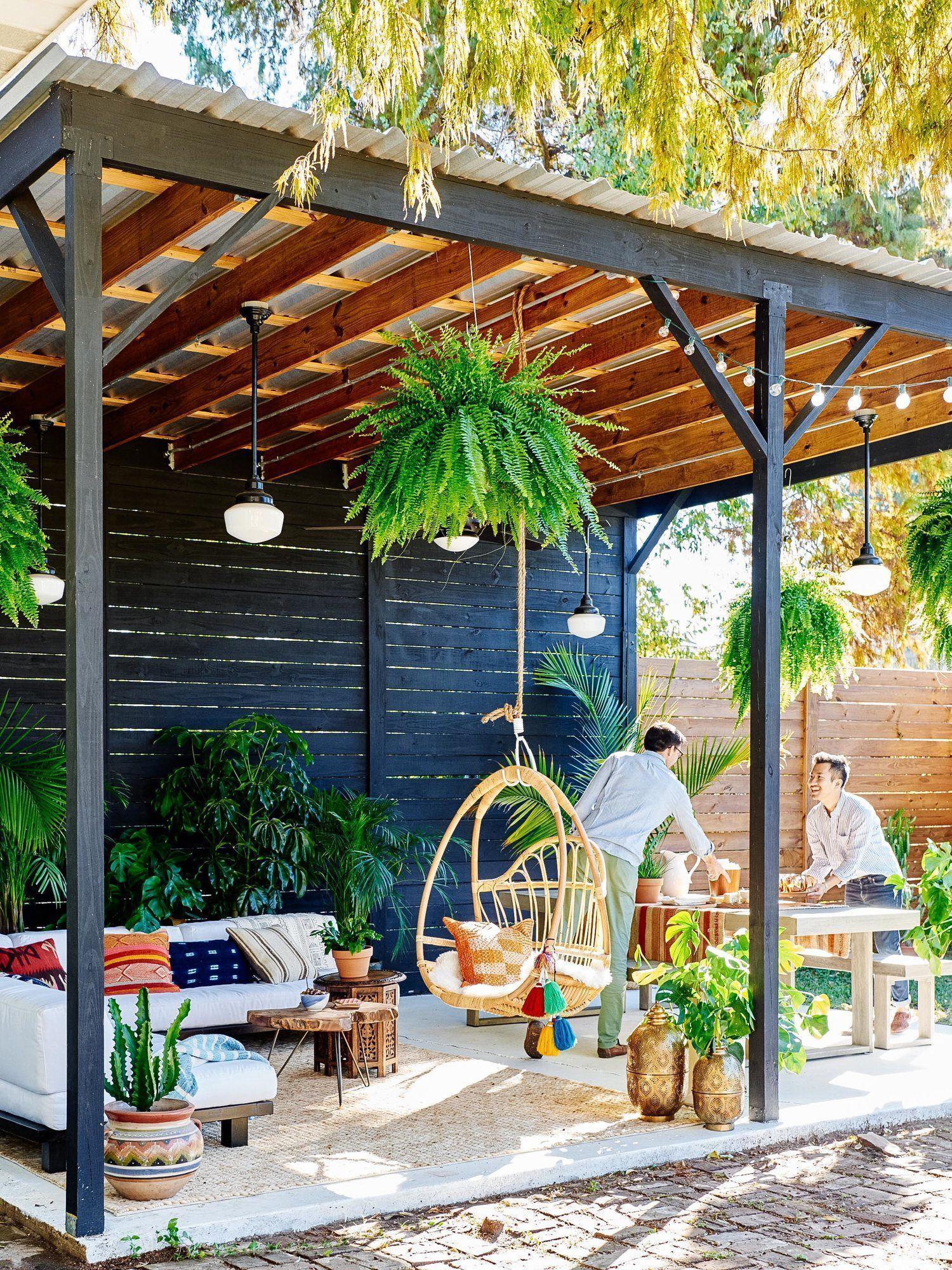 Épinglé Par Carolane Leblanc Sur Pour La Maison | Idées ... destiné Salon De Jardin Casa