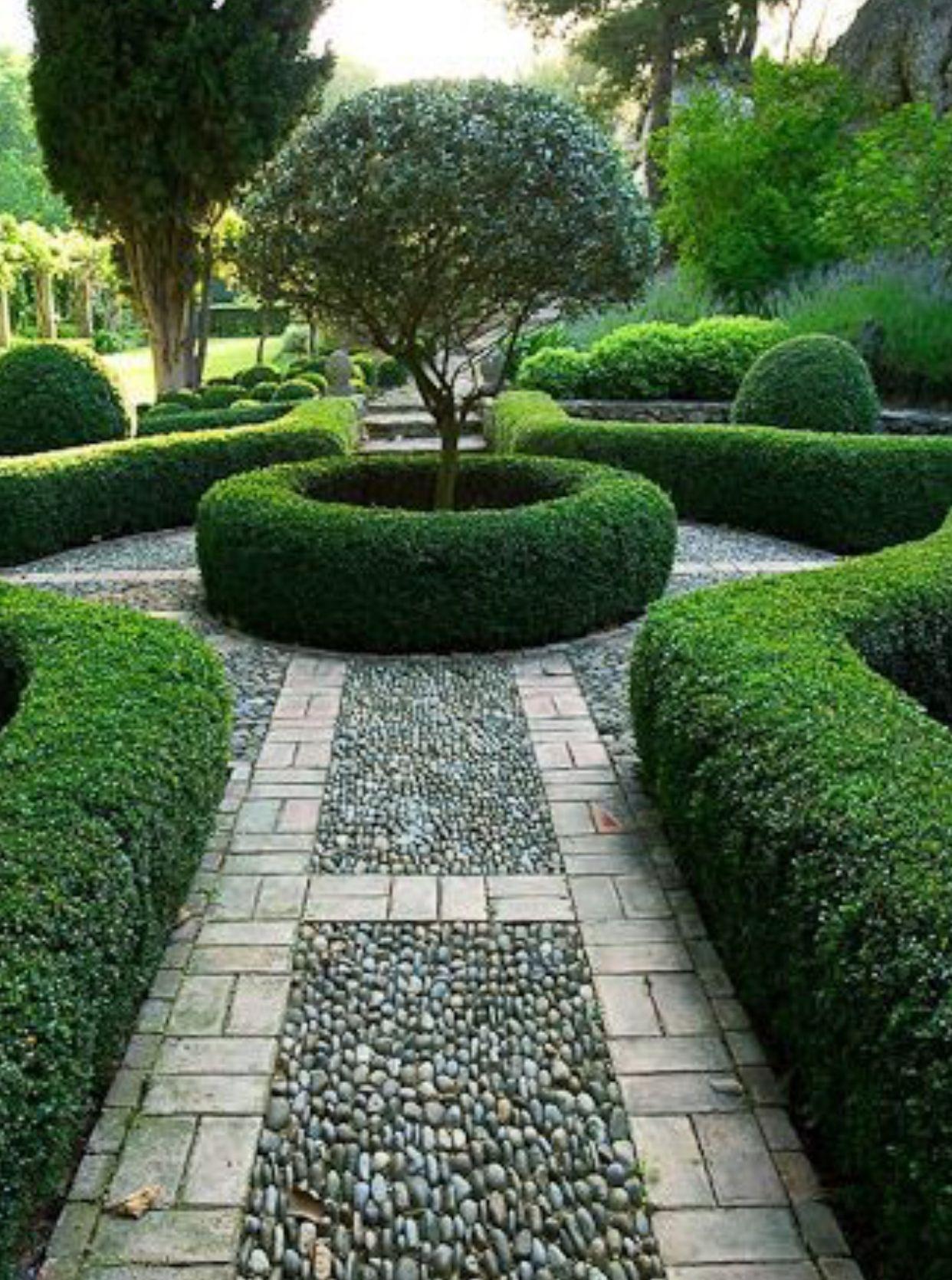 Épinglé Par Jacques Eveno Interior Design Sur Gardens ... tout Allee De Jardin Pas Chere