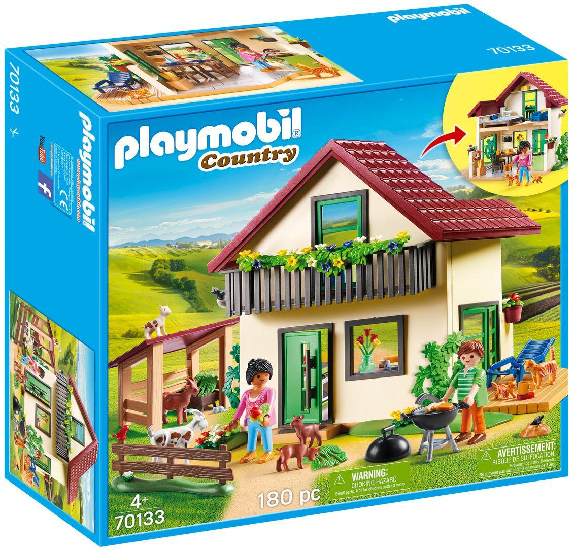 Épinglé Par Koupobol Sur Playmobil Country   Playmobil ... tout Grand Jardin D Enfant Playmobil