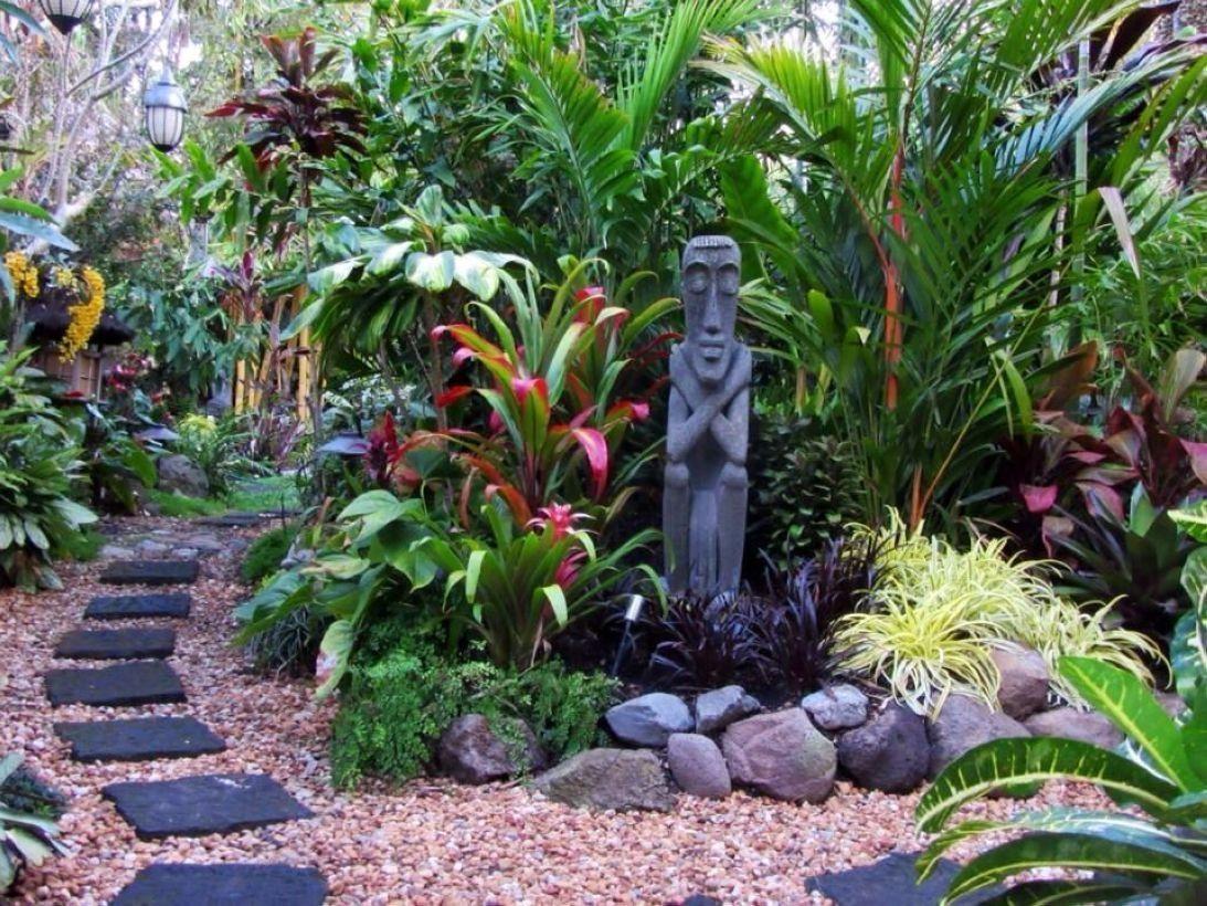 Épinglé Par Souris Sur Lux | Design De Jardin Tropical ... destiné Jardin De Reve Paysagiste