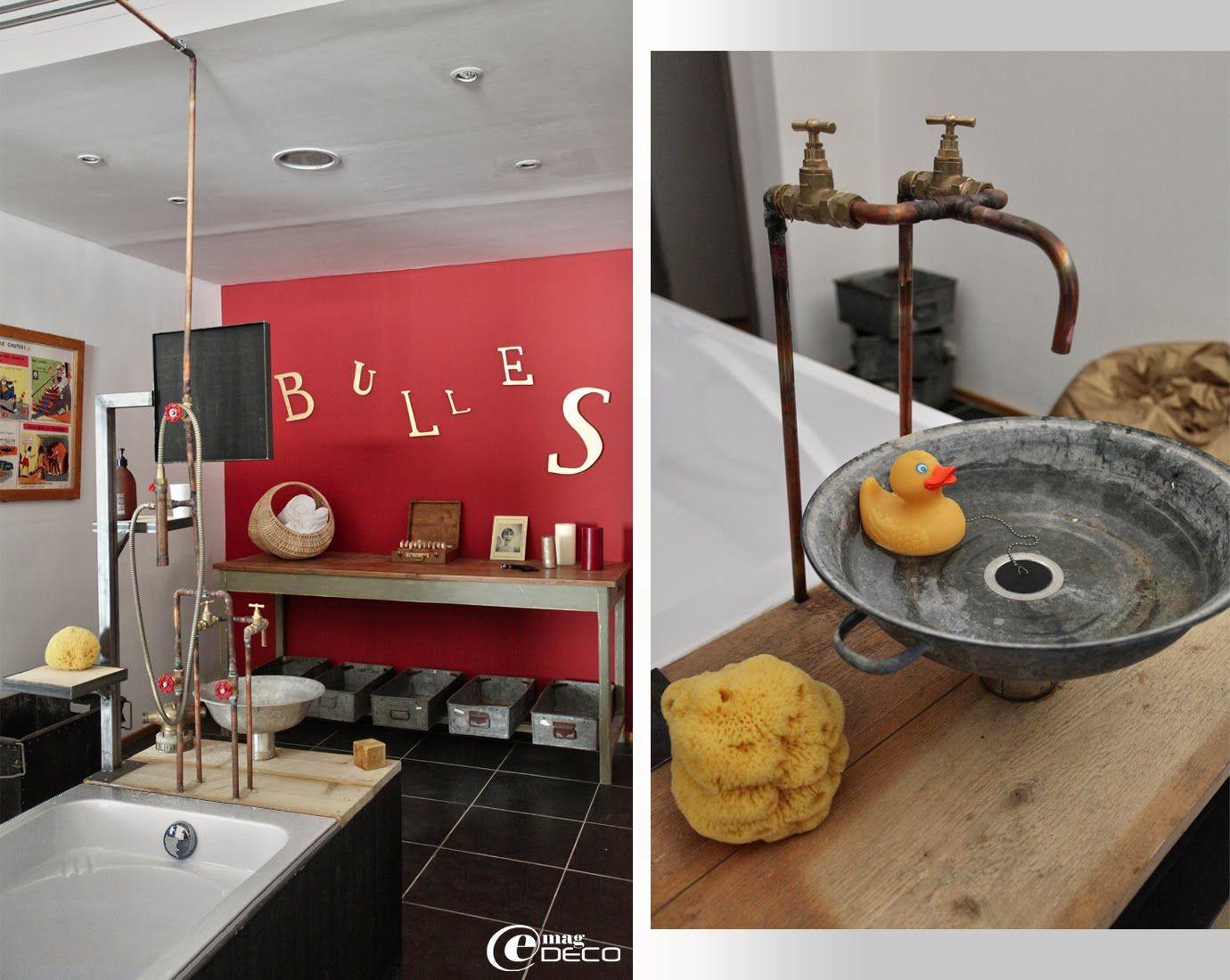 Épinglé Sur Bathroom/vintage destiné Robinet Jardin Design