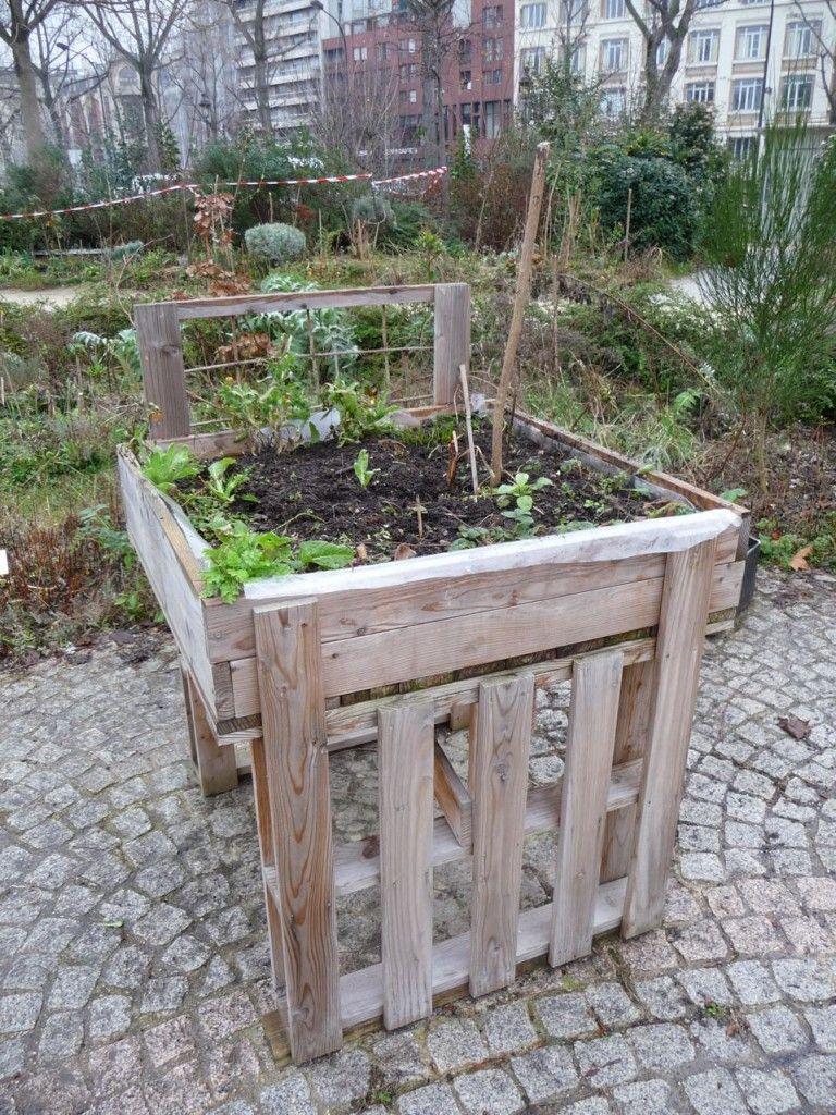 Épinglé Sur Gartentipps tout Jardin En Carré Surélevé