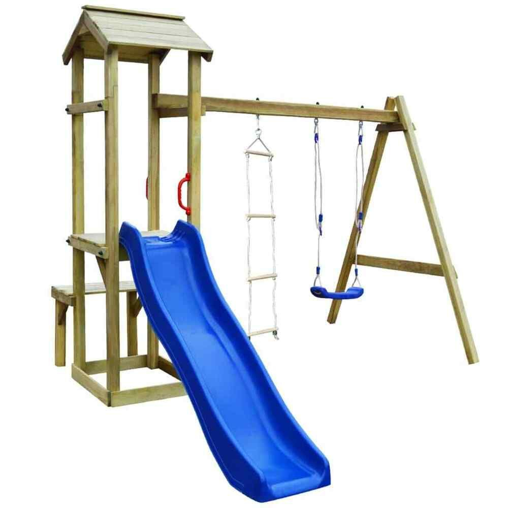 Épinglé Sur Jeux, Activités De Plein Air. Jouets Et Jeux avec Grand Toboggan Jardin