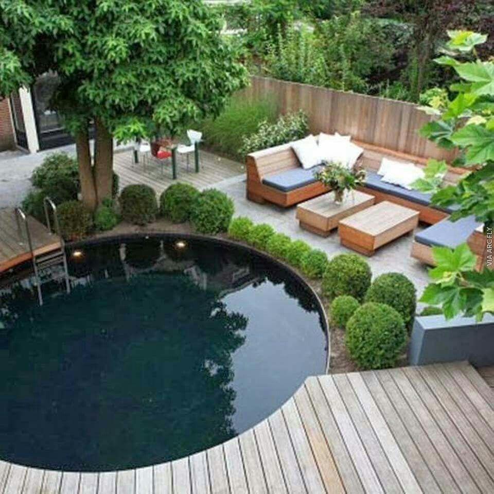 Épinglé Sur Patio And Landscape Ideas encequiconcerne Prix D Un Bassin De Jardin