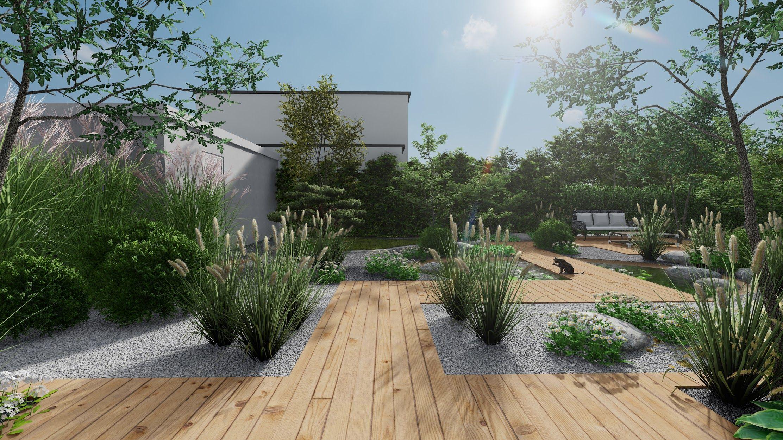 Épinglé Sur Paysagisme encequiconcerne 3D Jardin & Paysagisme