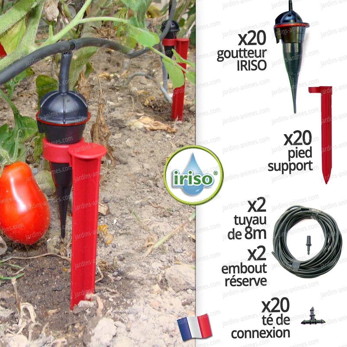 Épinglé Sur Plants destiné Systeme Arrosage Jardin Potager