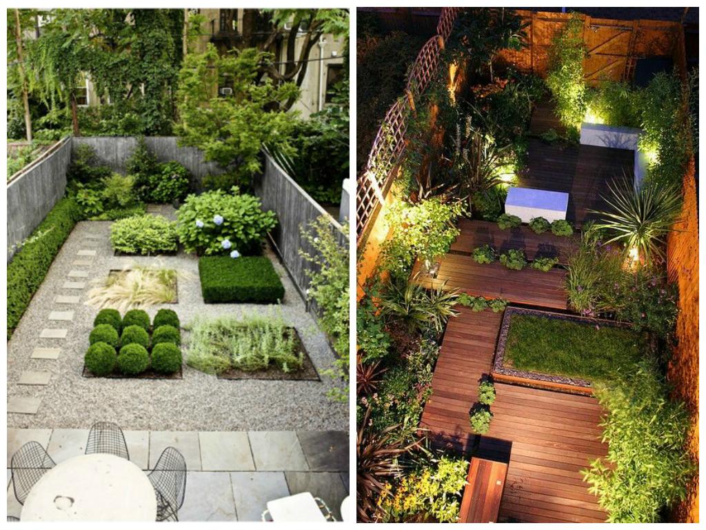 Épinglé Sur Terrasses, Balcons Et Jardins serapportantà Aménagement D Un Petit Jardin De Ville