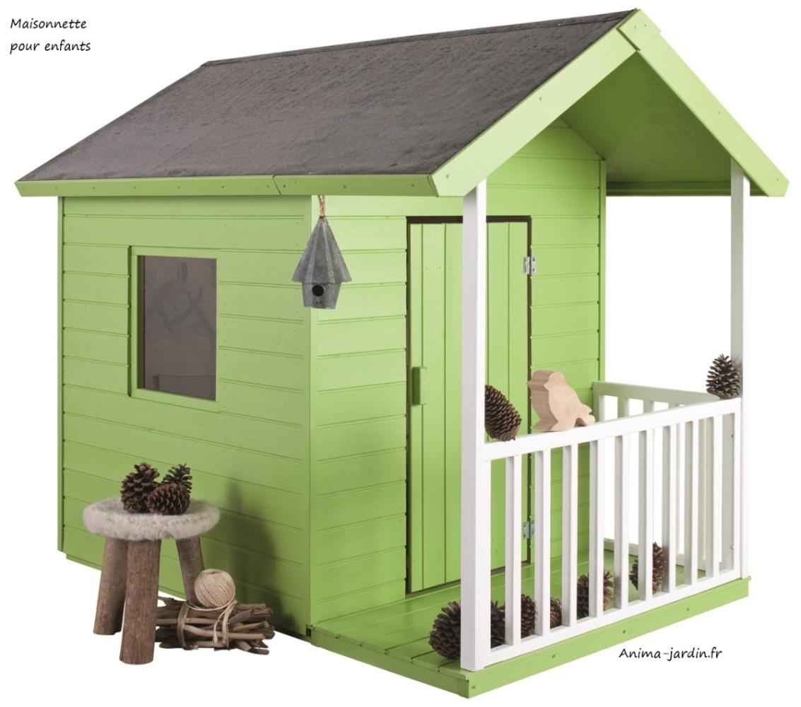 Eqlef® Petite Maison De Poupée Etc Eqlef Mini Décoration De ... serapportantà Cabane De Jardin En Bois Pas Cher
