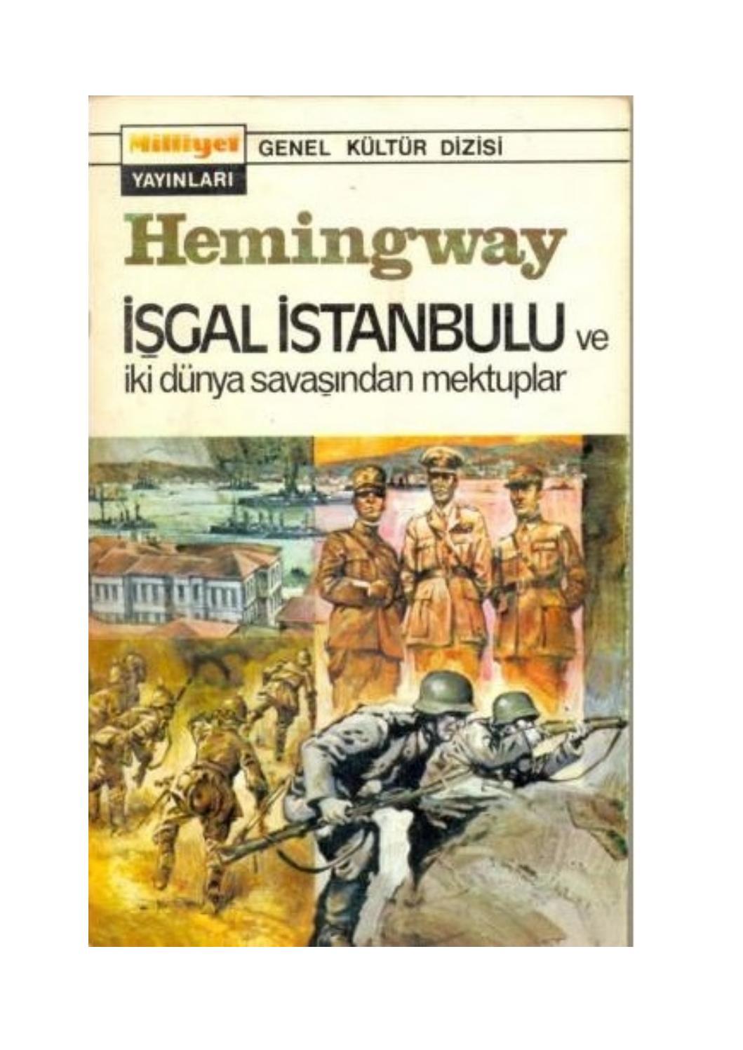 Ernest Hemingway: İşgal İstanbul'u By Blackauge - Issuu destiné Salon De Jardin En Pierre