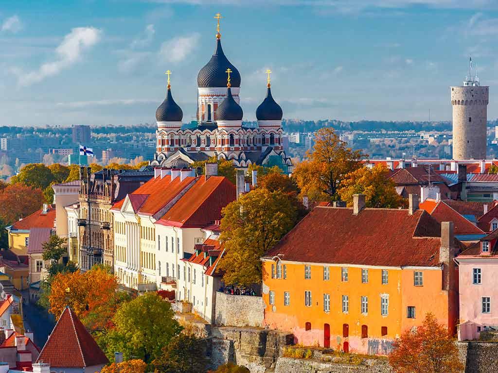 Estonie - Lettonie - Lituanie - Circuit Les Fabuleux Pays Baltes 4* intérieur Abris De Jardin Leclerc