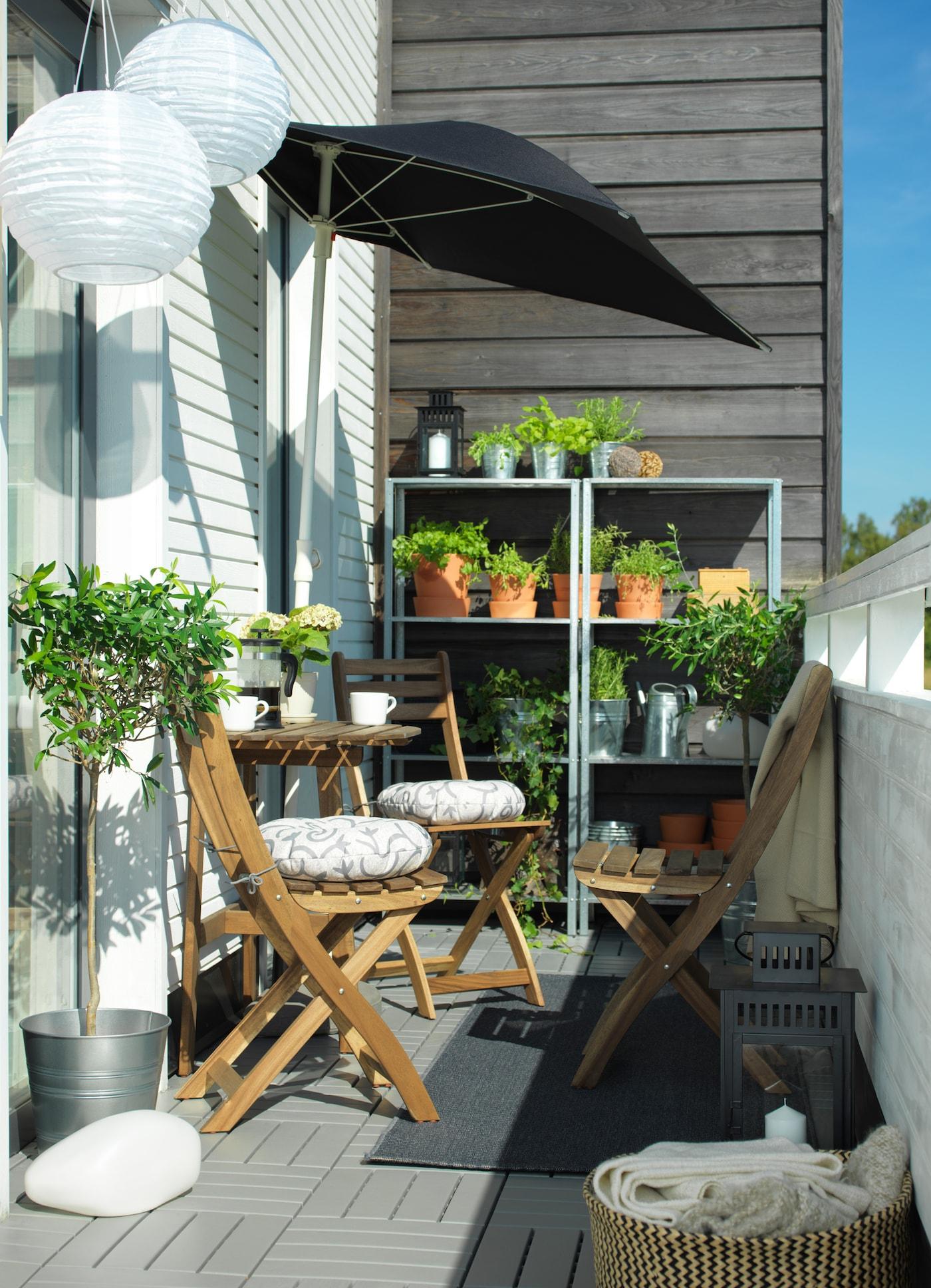 Et Décoration D'extérieur De Ikea Mobilier Jardin Ulkjtf1C3 concernant Mobilier De Jardin Ikea